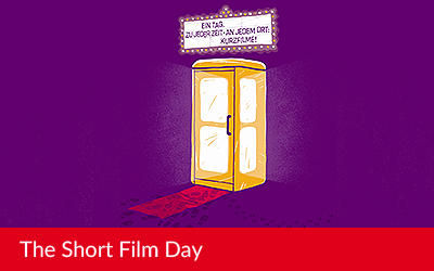 Short Film Day 2015 with 229 events all over Germany on December 21st